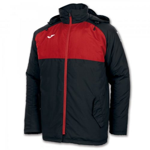 Andes Jacket Black/Red