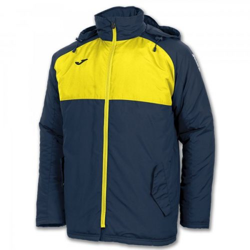 Andes Jacket Navy/Yellow