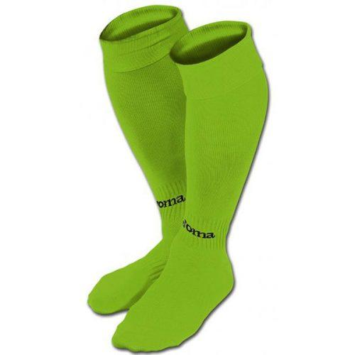 lassic 2 Socks Fluorescent Green 4 Pack