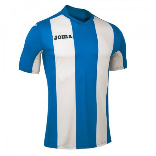Joma Pisa Short Sleeve Jersey Royal/White