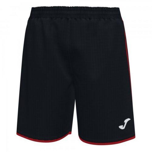 Liga Shorts Black/Red