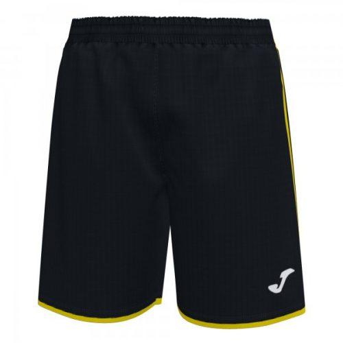 Liga Shorts Black/Yellow