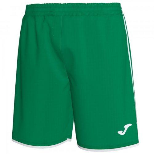 Liga Shorts Green/White