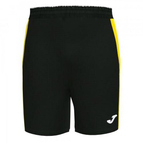 Maxi Shorts Black/Yellow