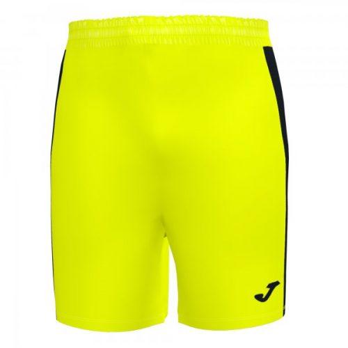 Maxi Shorts Fluorescent Yellow:Black