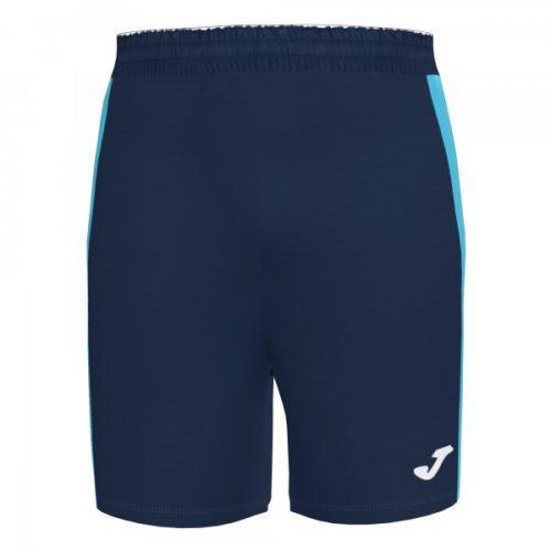 Maxi Shorts Navy/Turquoise