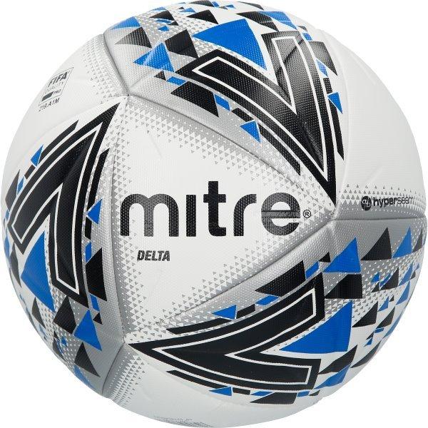 Mitre Delta Ball White