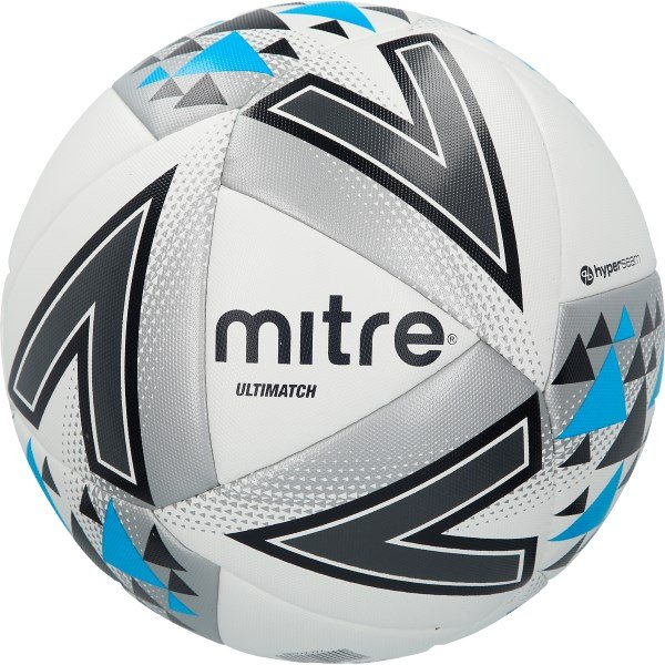 Mitre Ultimatch Ball - White