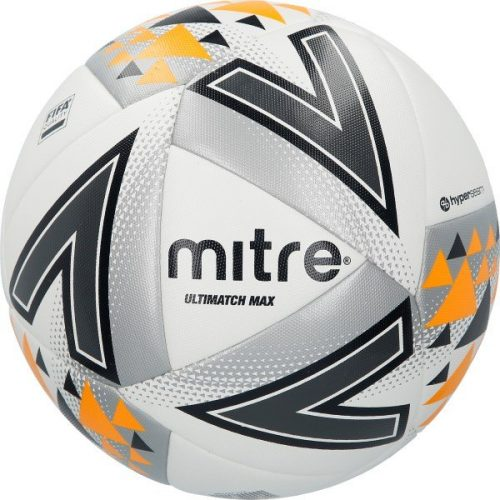 Mitre Ultimatch Max Ball White