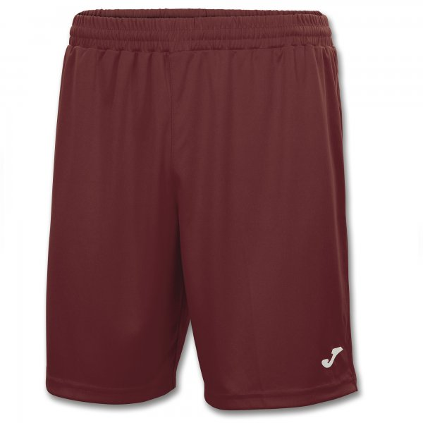 Nobel Burgundy Shorts