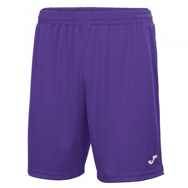 Nobel Purple Shorts