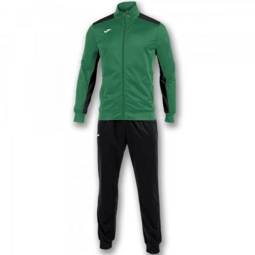 Joma Academy Tracksuit Green