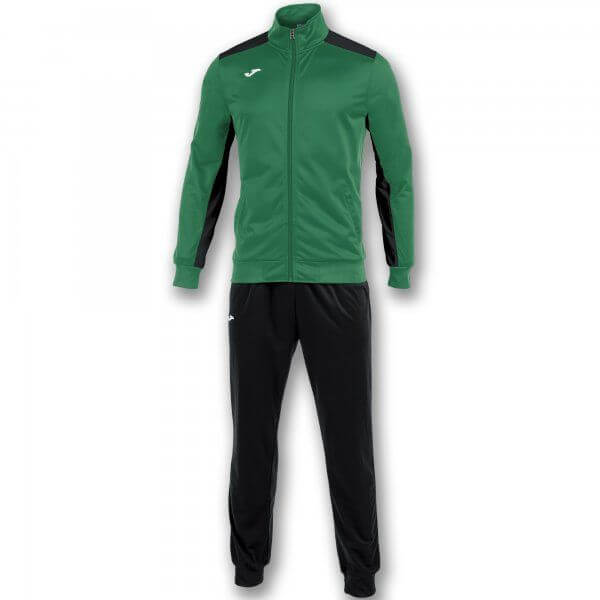 Joma Academy Tracksuit Green