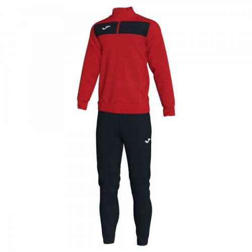 Joma Academy II Tracksuit Red/Black