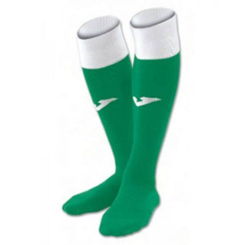 Joma Calcio 24 Football Socks Green/White