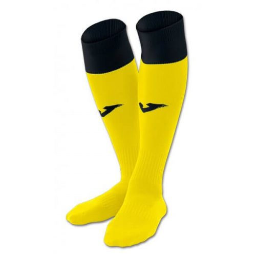 Joma Calcio 24 Football Socks Yellow/Black
