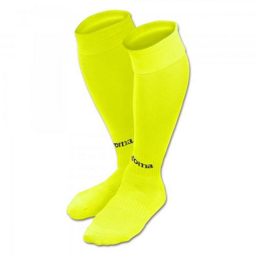 Classic 2 Socks Fluorescent Yellow