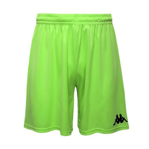 Wusis Match Shorts Green