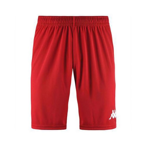 Wusis Match Shorts Red