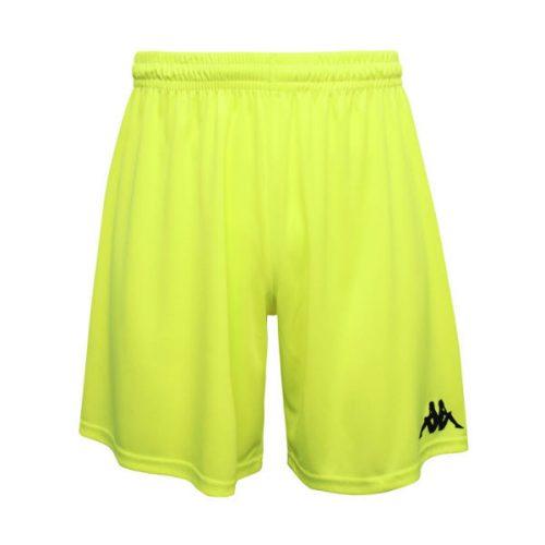 Wusis Match Shorts Yellow