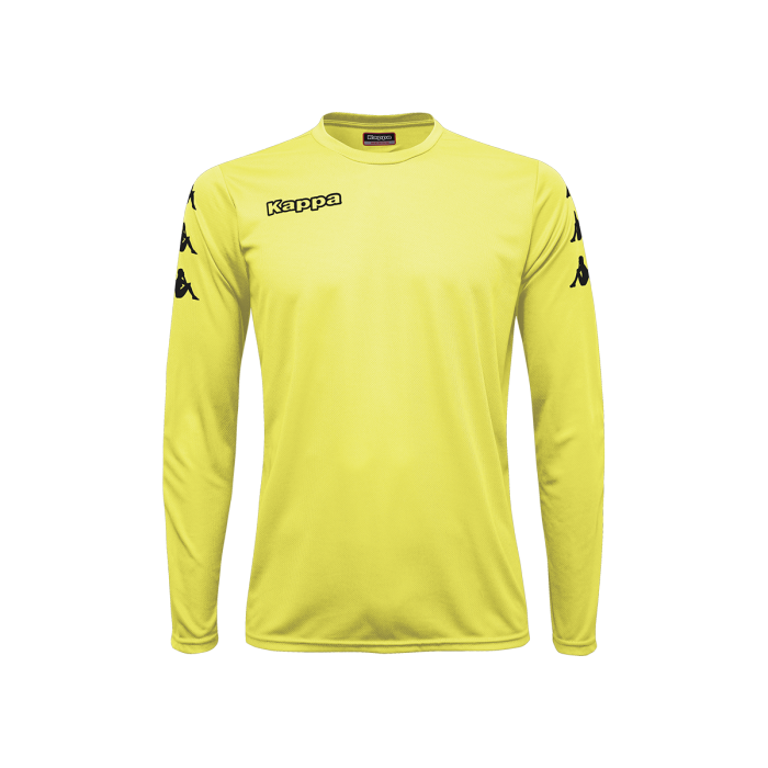 Goalkeeper Tee Yellow