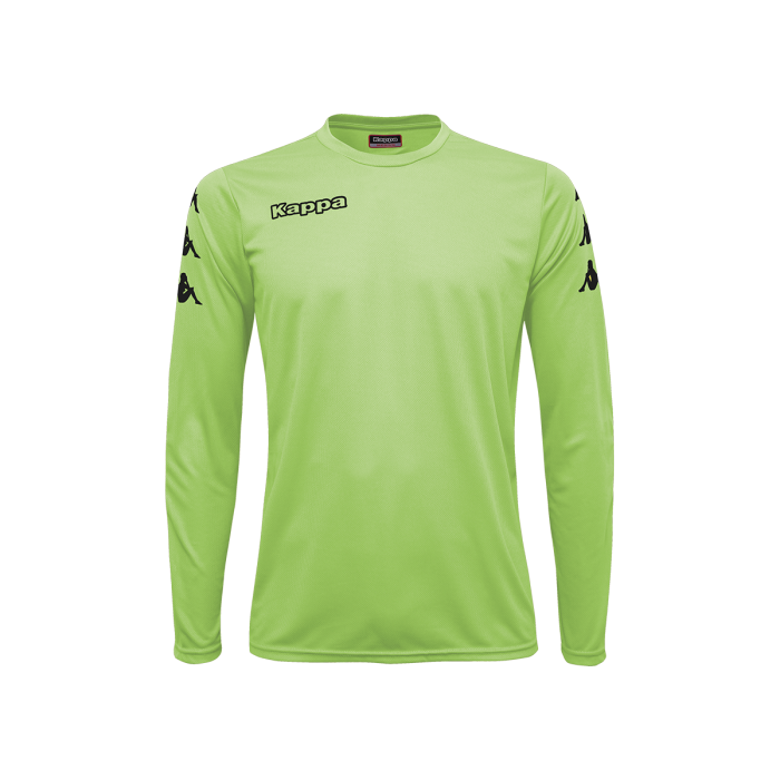 Goalkeeper Tee Green