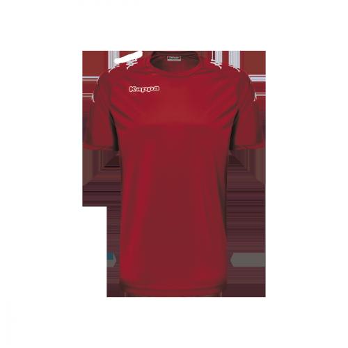 Castolo Match Shirt Maroon