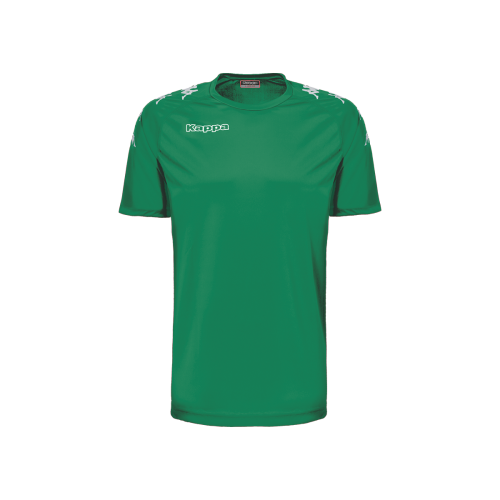 Castolo Match Shirt Green