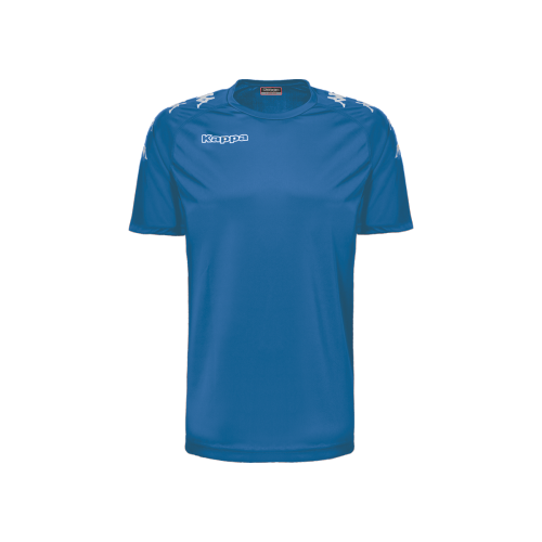 Castolo Match Shirt Light Blue