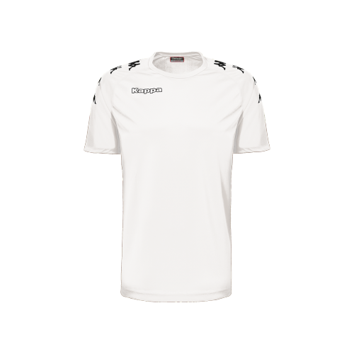 Castolo Match Shirt White