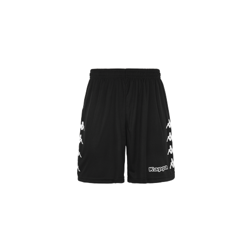 Curchet Match Shorts Black