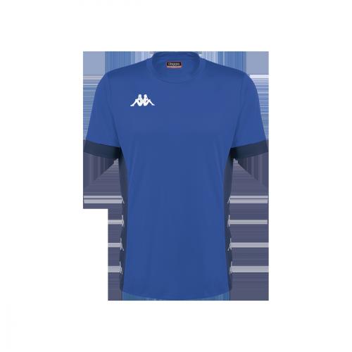 Dervio Match Shirt Blue
