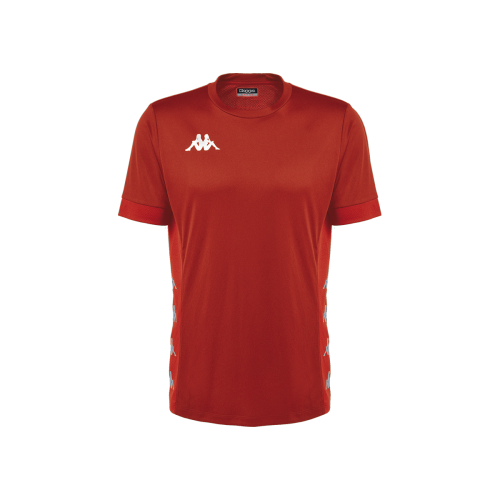 Dervio Match Shirt Red