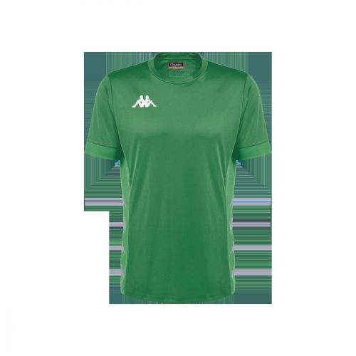 Dervio Match Shirt Green