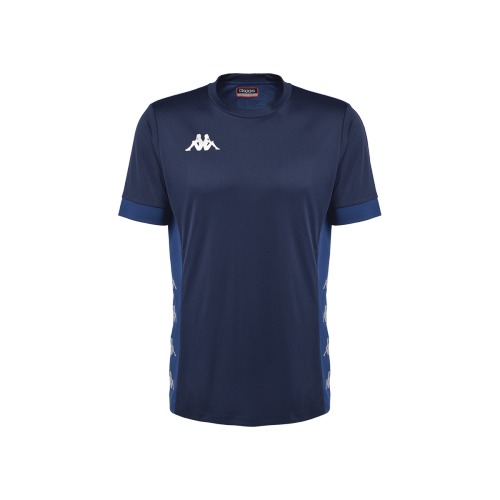 Dervio Match Shirt Navy