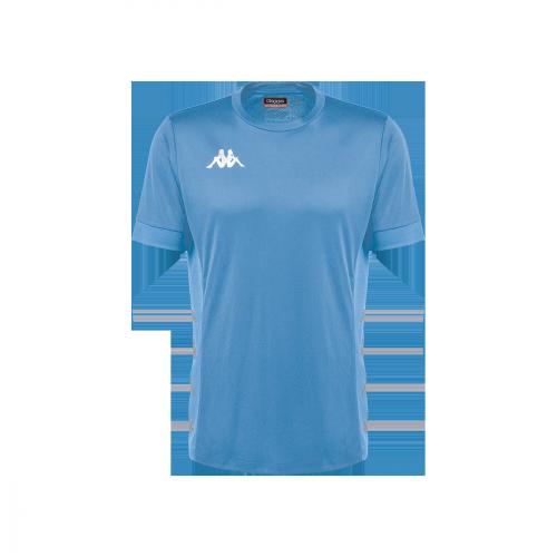Dervio Match Shirt Light Blue