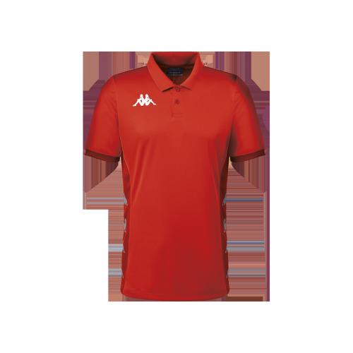 Deggiano Polo Shirt Red