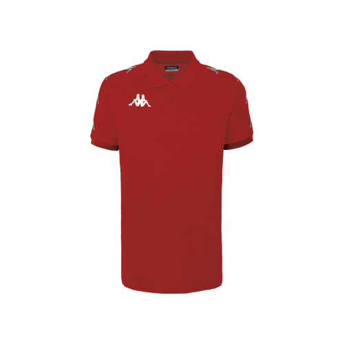 Caldes Polo Shirt Red