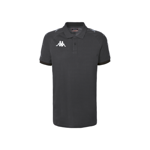 Caldes Polo Shirt Grey