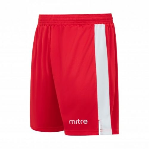 Amplify Shorts Red & White