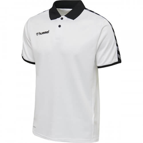 Hummel Authentic Functional Polo White