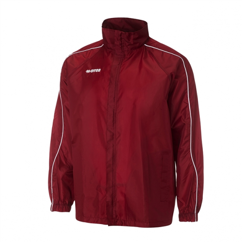 Basic Jacket Maroon