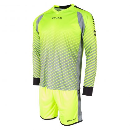 Blitz Goalkeeper Set Yellow