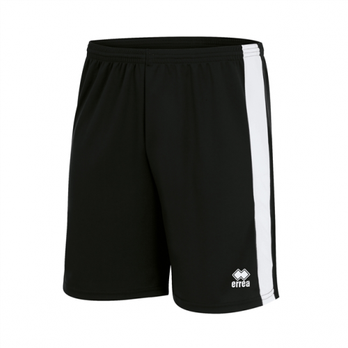 Bolton Shorts Black/White
