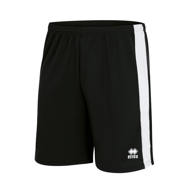 Bolton Shorts Black/White