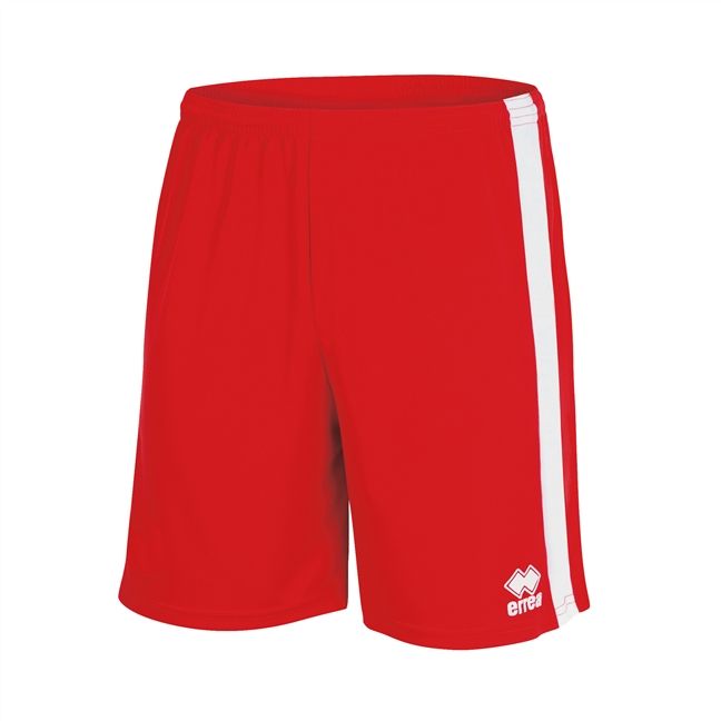 Bolton Shorts Red/White