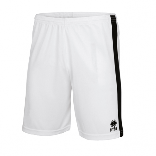 Bolton Shorts White/Black