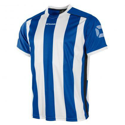 Brighton Match Shirt Royal & White