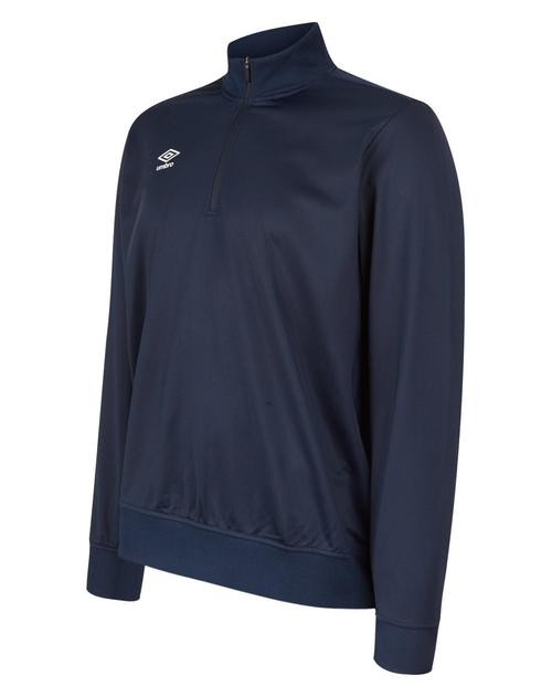 Club Essential 1/2 Zip Jumper Navy