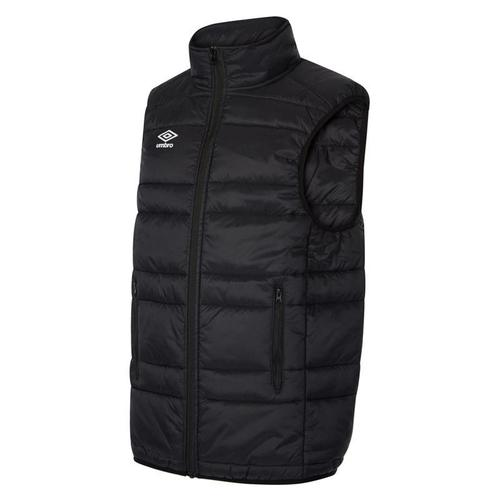 Club Essential Gilet Black